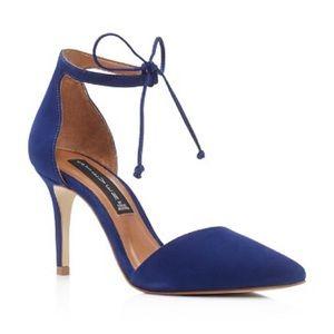 STEVEN BY STEVE MADDEN Struts D'Orsay Pumps Heels